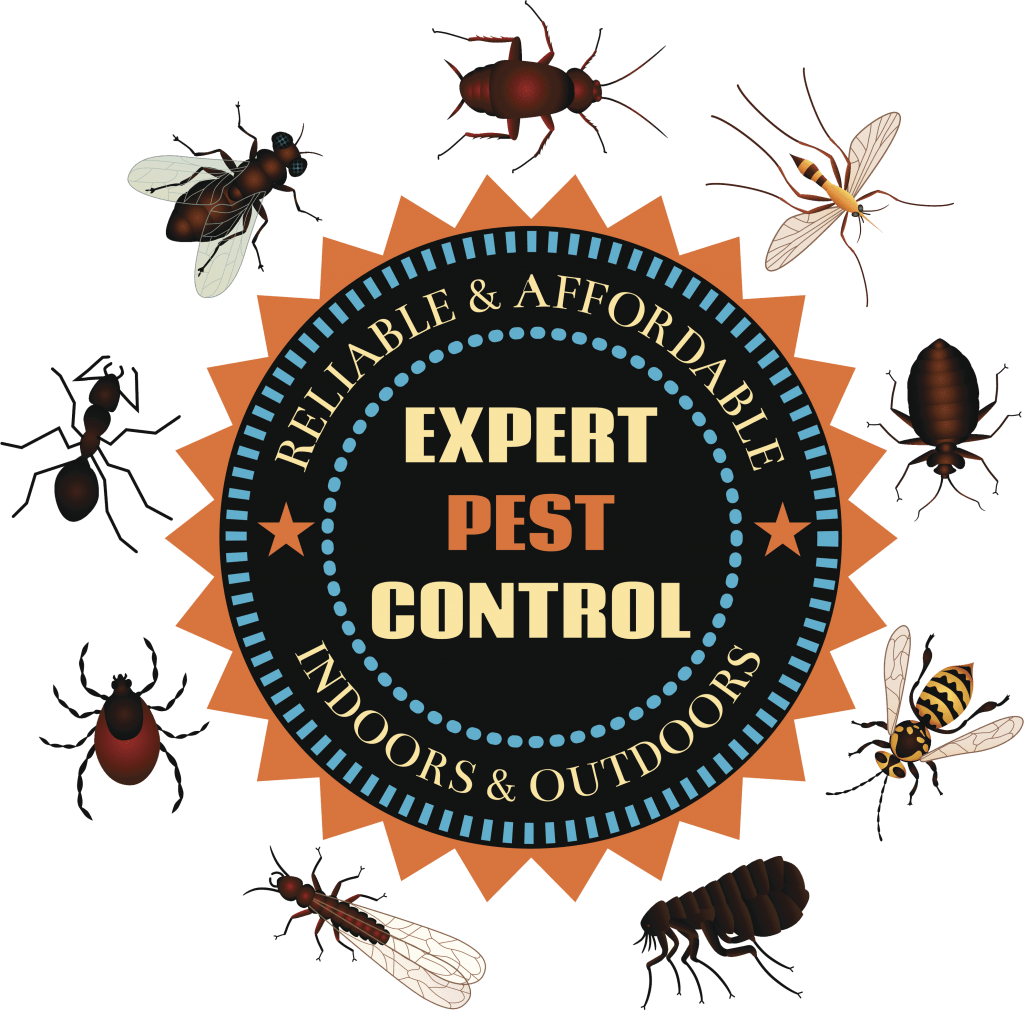 expert pest control badge